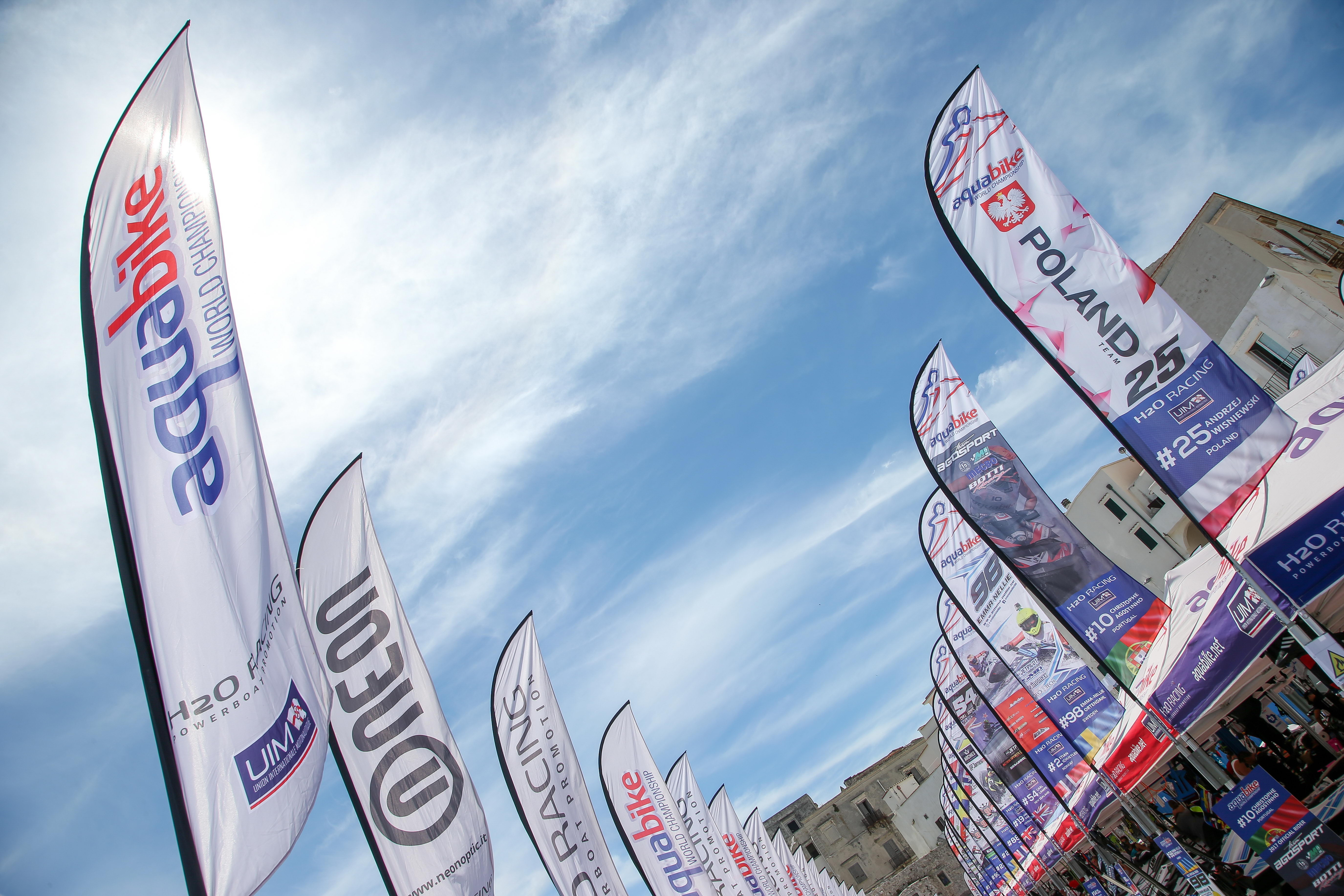 BACK-TO-BACK GRAND PRIX IN GALLIPOLI AND OLBIA TO KICK-START UIM-ABP SEASON