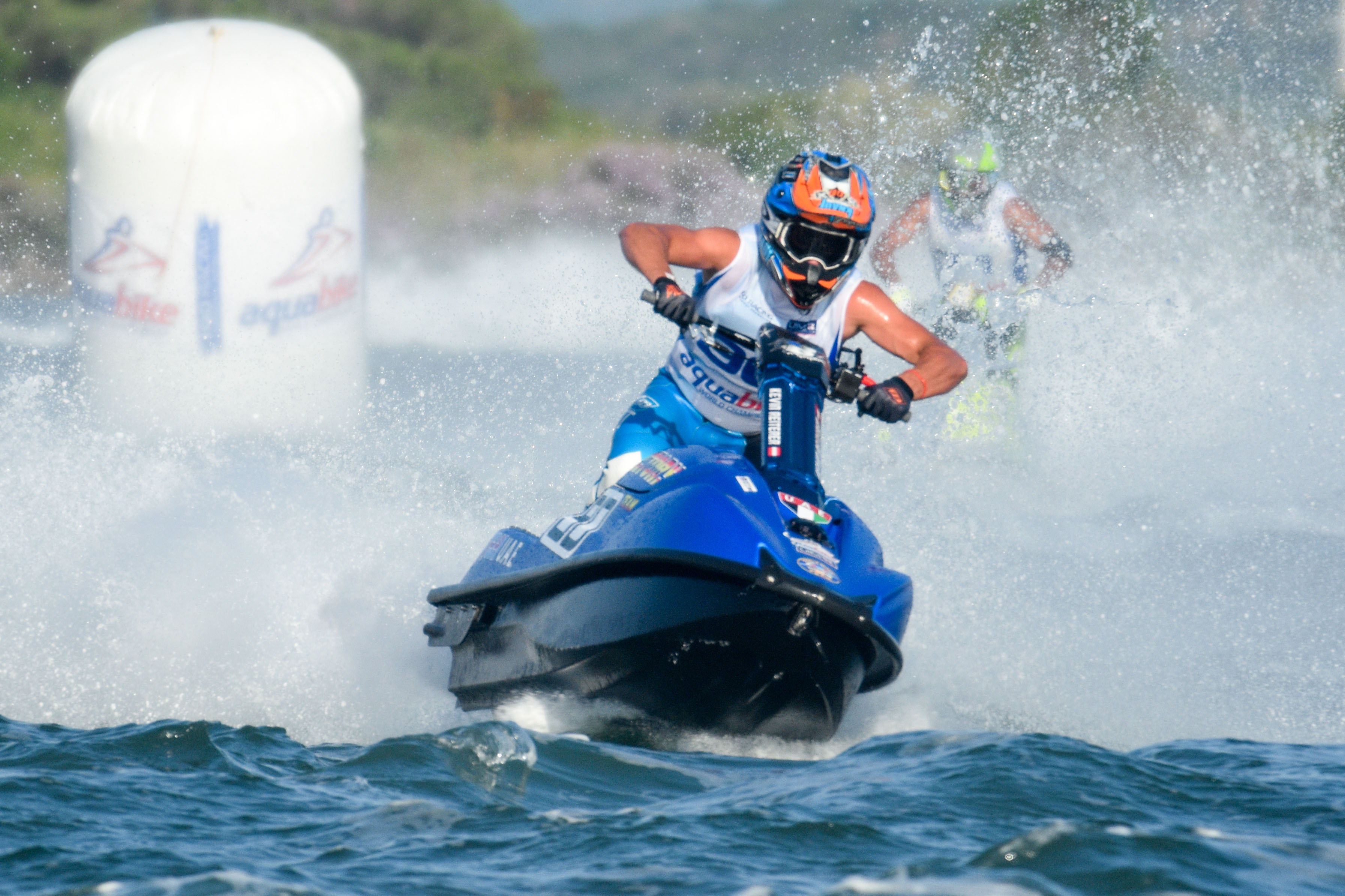 REITERER WIN-DOUBLE IN OLBIA GIVES VICTORY TEAM MAIDEN GRAND PRIX WIN