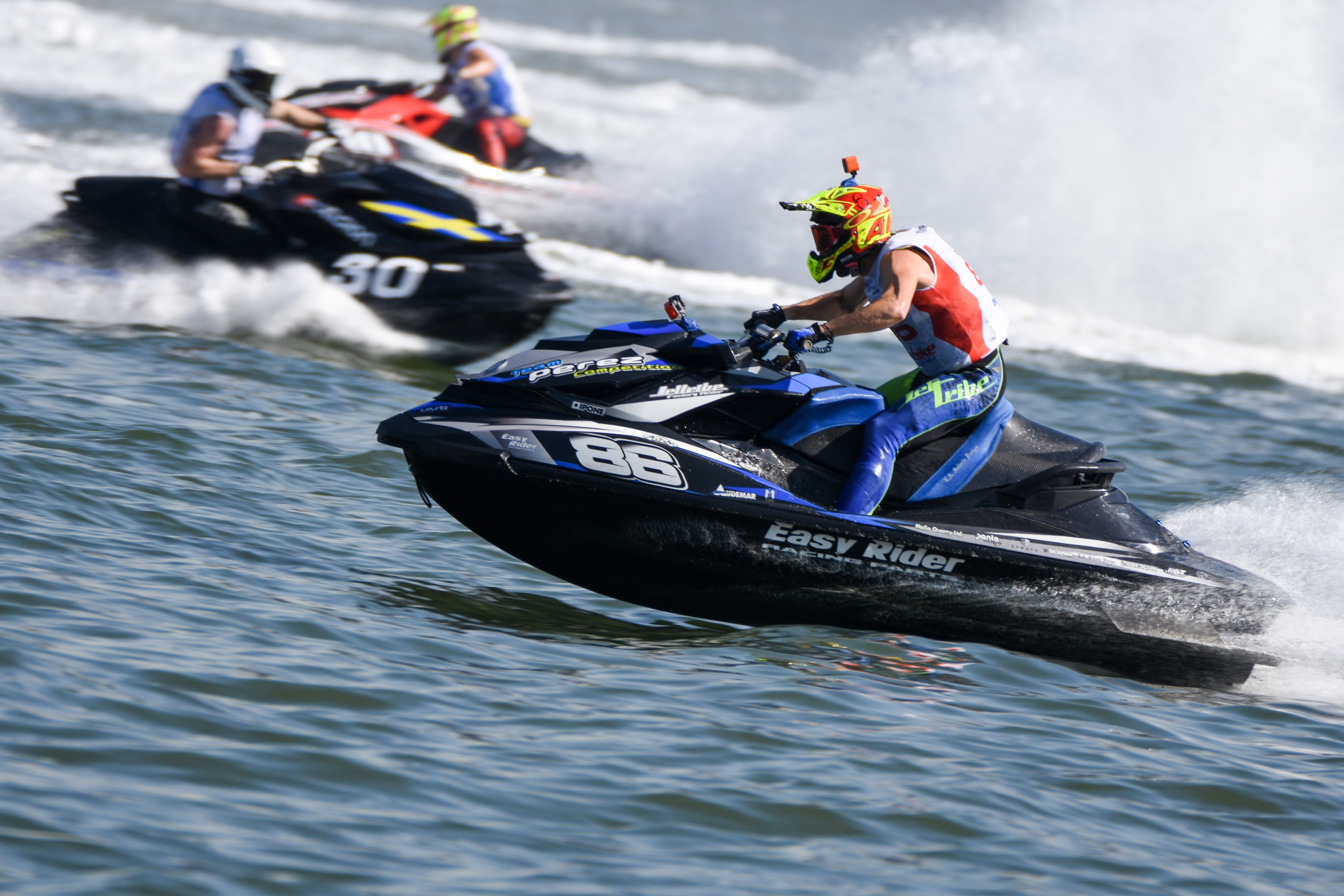 AQUABIKE PROMOTION ANNOUNCE SIX RACE CALENDAR